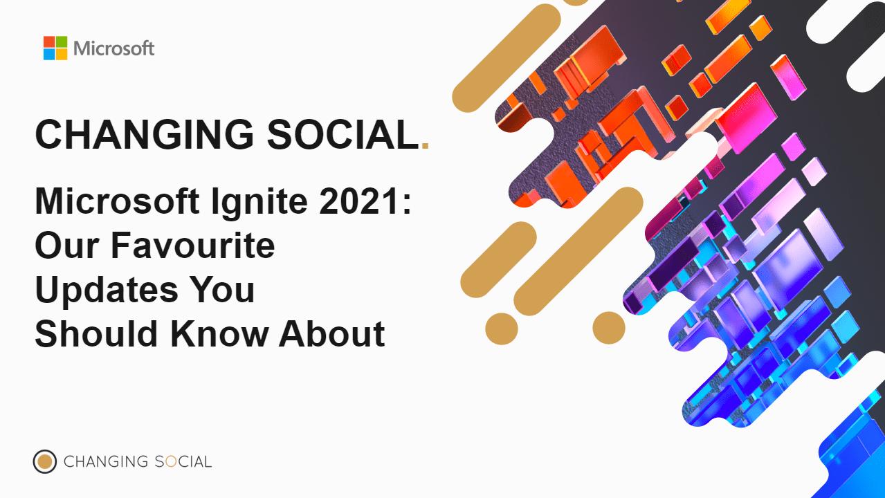 Changing Social